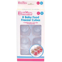 Bambino - Food Cube BPA Free, 70ml