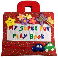 Smart Mama - My Super Fun Play Book