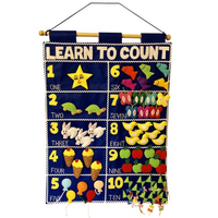 Smart Mama - Learn to Count Chart