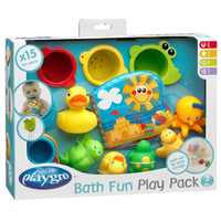 Playgro - Bath Fun Play Set (0182933)