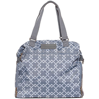 Sarah Wells - Lizzy Breast Pump Bag, Gray