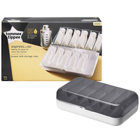 Tommee Tippee - Express & Go Breast Milk Storage Case (423027)