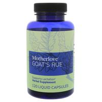 Motherlove - Goat's Rue, 120 Liquid Capsules (08/2022)