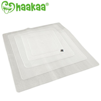 Haakaa - Silicone Wrape, 2 Counts (M) 15x15cm