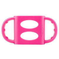 Dr Brown's - Narrow/Standard-Neck Silicone Handles, Pink (AC004)