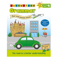 Letterland - Grammar Activity Book 4
