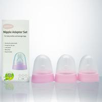 Unimom - Nipple Adapter Set, 3 Set
