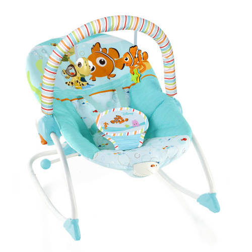 0d18774f616 Disney™ - Finding Nemo Fins and Friends Infant-to-Toddler Rocker