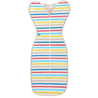 Love To Dream - Swaddle UP Summer Lite, Multi Colour (Large 8.5-11kg/18.7-24.3lbs)