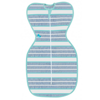 Love To Dream - Swaddle Up Original, Denim (Small 3-6kg/6.6-13.2lbs)