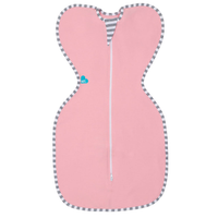Love To Dream - Swaddle Up Original, Pink (Medium 6-8.5kg/13-18.7lbs)