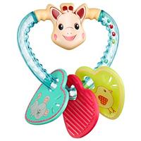 Sophie la giraffe - Heart Rattle (010166)