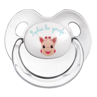 Sophie la girafe - Set of 2 Pacifiers, 0 to 6 months (456018)
