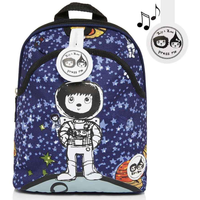 Zip n Zoe - Mini Backpack, Spaceman (ZIZO0104)
