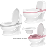 IFAM - Easy Toddler Potty Training, Pink