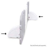 IFAM - Play Yard Safety Support Holders PLUS (2pcs)