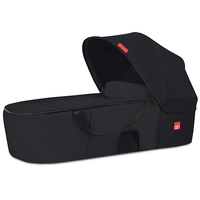 GB - Baby Cot To Go Carry Cot, Satin Black