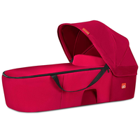 GB - Baby Cot To Go Carry Cot, Cherry Red
