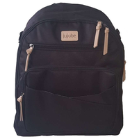 Ju- Ju-Be - Core Diaper Backpack, Black (Classic)