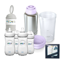 Philips Avent - 330ml Natural Bottle Bundle (SCF696/23-Q2), 2019 Q4 promo