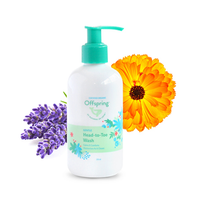 Offspring - Gentle Head-To-Toe Wash, 250ml