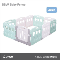 Lunar - Baby Fence (Green)