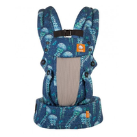 Tula Explore Mesh Baby Carrier - Coast Who's Jelly Now