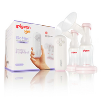 Pigeon  - GoMini™ Double Breast Pump (78140)