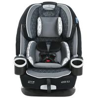 Graco - 4Ever DLX Car Seat, Group 0+/1/2/3 (Drew)