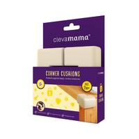 Clevamama Corner Cushions, 4pk (3054) ( Buy 1 get 1 free)