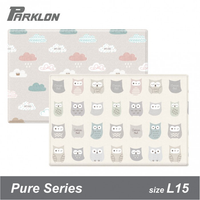 Parklon Pure Cotton Owl Cloud Bebe, 2100 x 1400 x 15mm (L15)