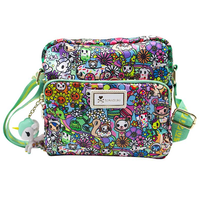 Tokidoki - Flower Power, Crossbody