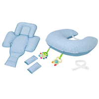 Clevamama ClevaCushion Nursing Pillow & Baby Nest (3 Colours)