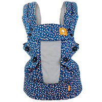 Tula Explore Mesh Baby Carrier - Coast Maya