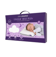 Clevamama ClevaFoam Toddler Pillow (3103) ( Latest version)