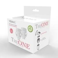 Youha Milk Storage Adaptors, 2pcs (2 Type)