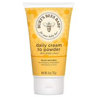 Burt's Bees Baby Bee Cream-To-Powder, 4 Ounces