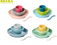 Beaba Silicone Meal Set (4 pcs)