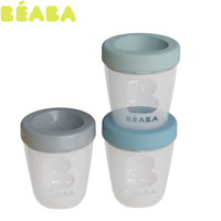 Beaba Individual Silicone Portions, 3pk (2 colors)