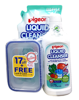 Pigeon Liquid Cleanser Promo Pack (25312)