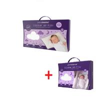Clevamama ClevaFoam Baby Pillow + Pram Pillow Bundle