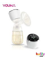 Youha Integrated Electric Breast Pump with high suction YH-8105