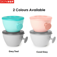Skip Hop Easy-Grab Bowls (2 Colours Available)
