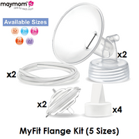 Maymom MyFit Flange Kit For Spectra Pumps (5 Sizes)