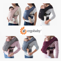 Ergobaby Embrace Carrier, Newborn+ (6 Colours)