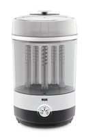 NUK 2 in 1 Sterilizer and Dryer and bundle