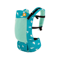 Tula Free-to-Grow Baby Carrier - Coast Baby Shark