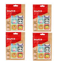 (4pack)Snapkis Natural Mosquito Patch (6pcs/ pack)