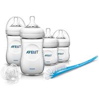 Philips Avent BPA Free Natural Newborn Starter Set, SCF290/11