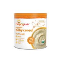 Happy Baby Organic Baby Cereal, Multi-Grain ( Exp Sep2021)